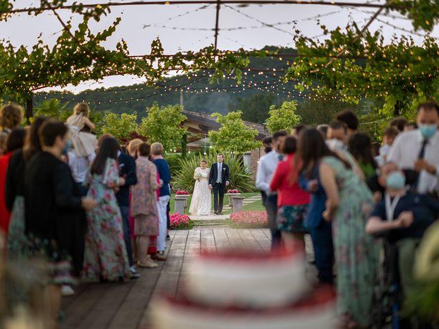 Il matrimonio di Matteo e Maria a Scanzorosciate, Bergamo 37
