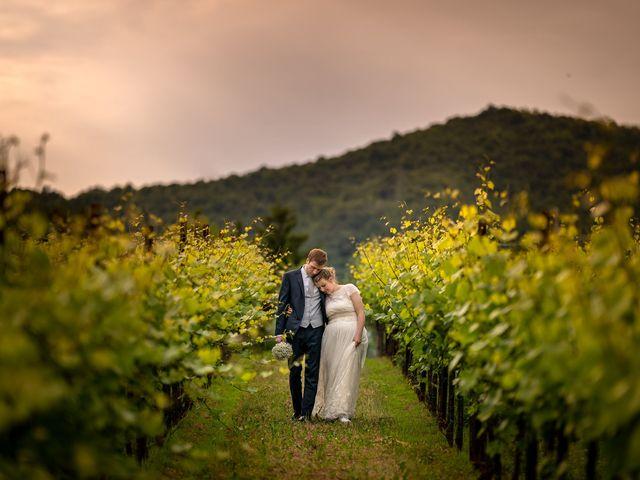 Il matrimonio di Matteo e Maria a Scanzorosciate, Bergamo 49