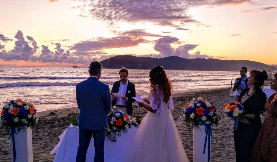 Il matrimonio di Luca e Linda a Carrara, Massa Carrara