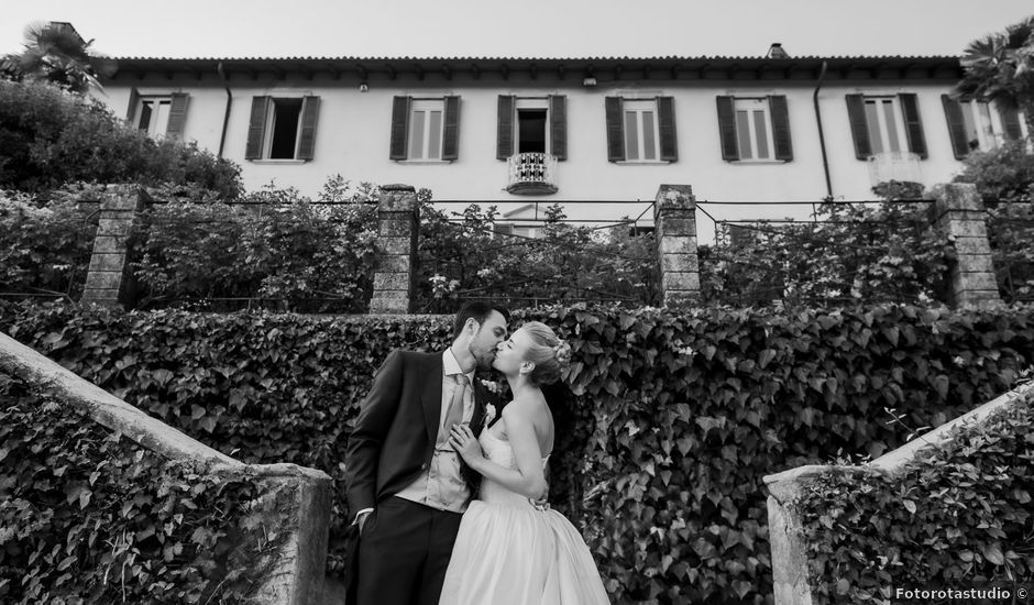 Il matrimonio di Francesco e Beatrice a Bodio Lomnago, Varese