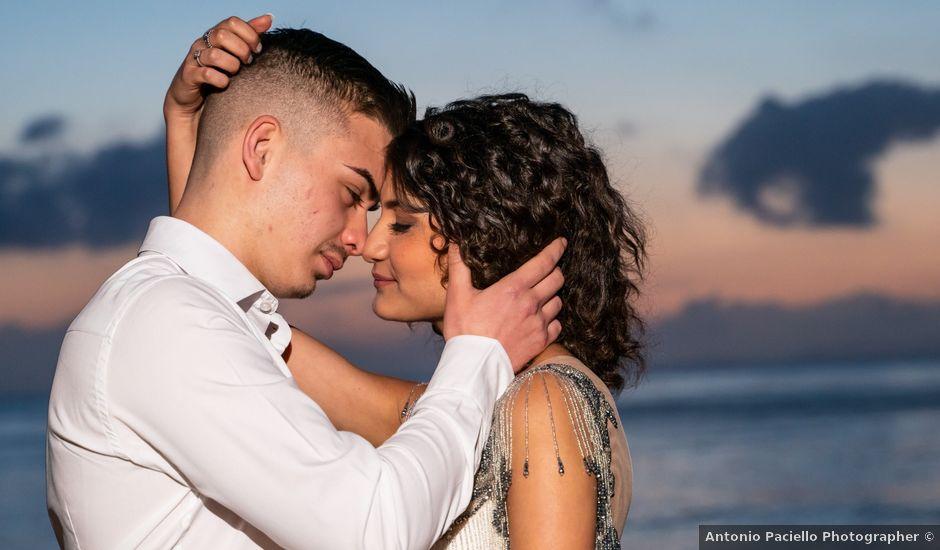 Il matrimonio di Diciottesimo e Federica a Sorrento, Napoli