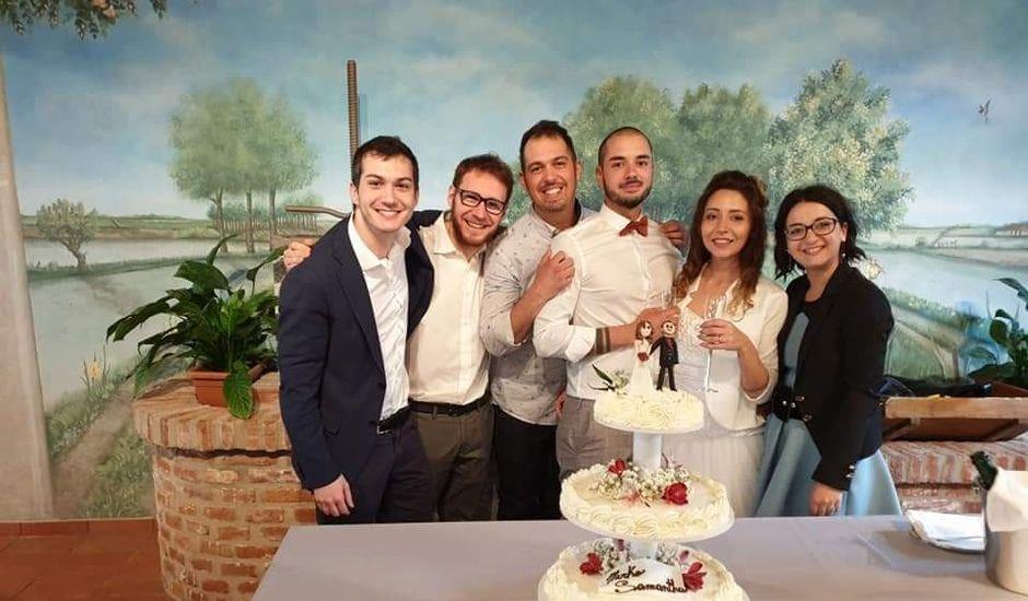 Il matrimonio di Mirko e Samantha  a Pavia, Pavia