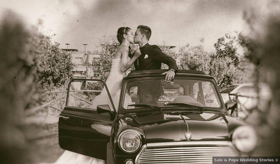 Il matrimonio di Concetto e Luciana a Fiumefreddo di Sicilia, Catania