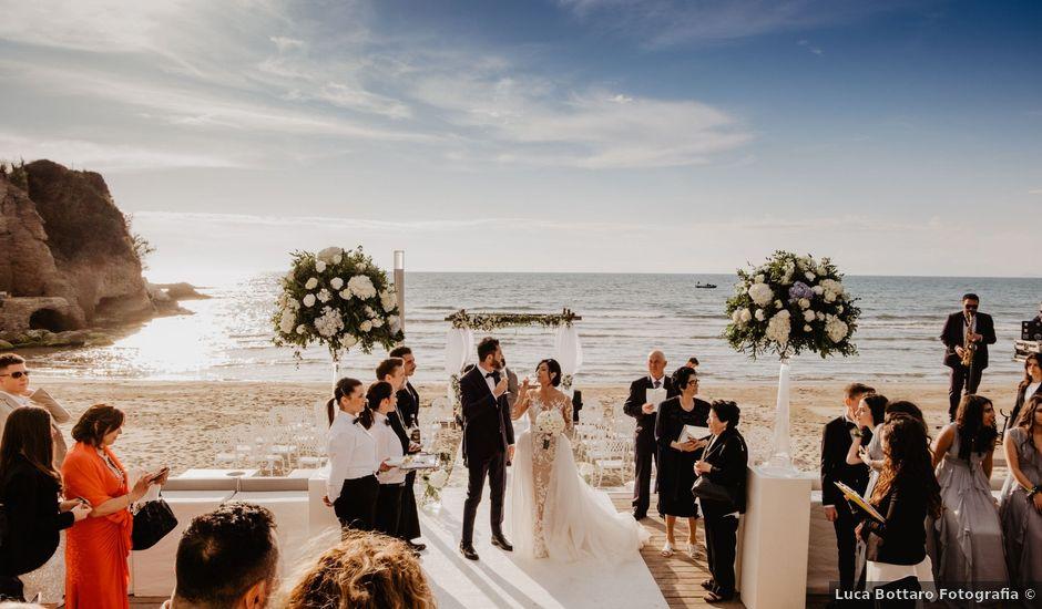 Il matrimonio di Carmen e Angelo a Bacoli, Napoli