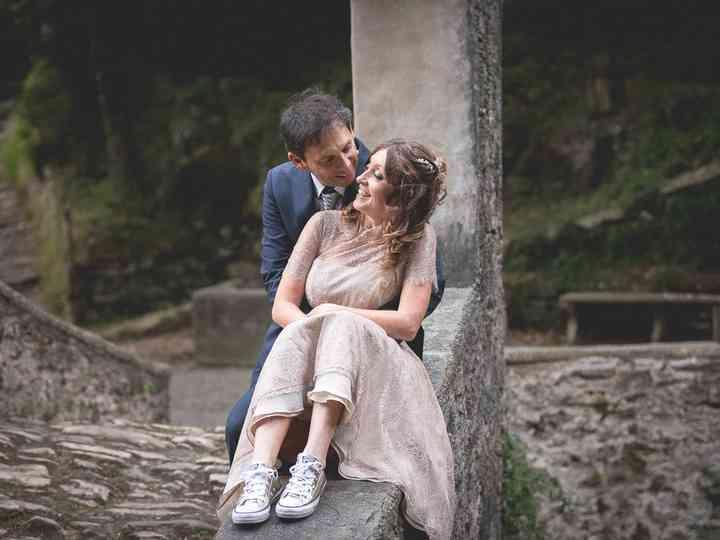 Le nozze di Marusca e Luca