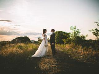 Le nozze di Sara e Edward
