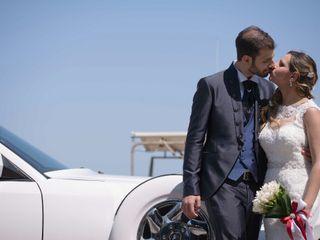 Le nozze di Agata Lorena e Alfio