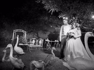 Le nozze di Valentina e Ibrahim
