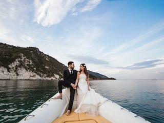 Le nozze di Angela e Gianluca