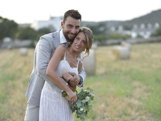 Le nozze di Manuela  e Mimmo
