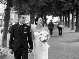 Le nozze di Roberta e Gian Luca