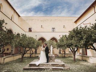 Le nozze di Sophia e Luca