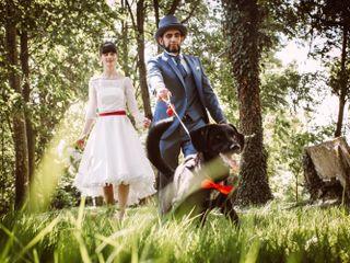 Le nozze di Isaura e Pierluigi