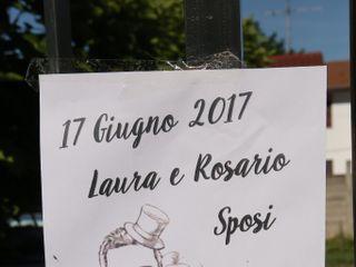 Le nozze di Laura e Rosario 3