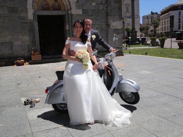 Il matrimonio di Rosario e Laura a Gallarate, Varese 16