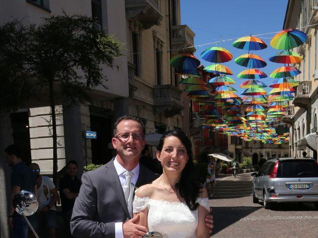 Il matrimonio di Rosario e Laura a Gallarate, Varese 17