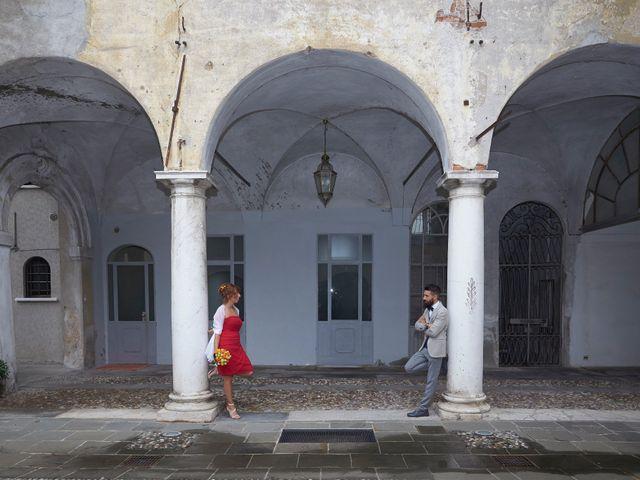 Il matrimonio di Cristian e Veronica a Orzinuovi, Brescia 9
