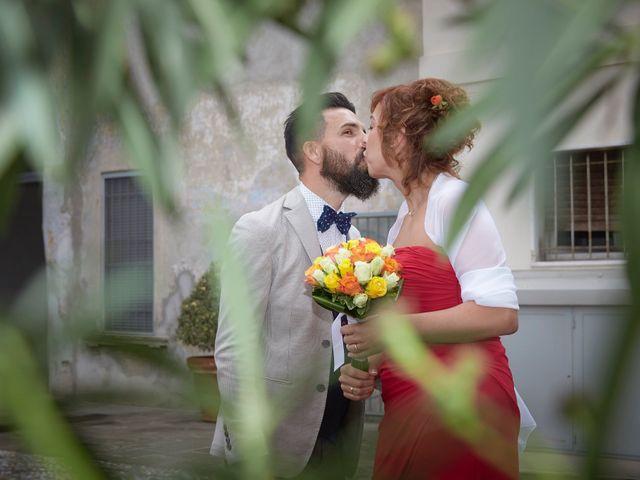 Il matrimonio di Cristian e Veronica a Orzinuovi, Brescia 19