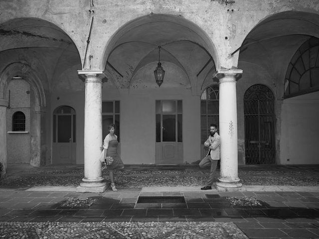 Il matrimonio di Cristian e Veronica a Orzinuovi, Brescia 20