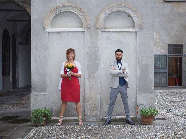Il matrimonio di Cristian e Veronica a Orzinuovi, Brescia 26