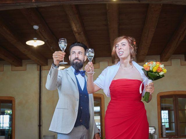 Il matrimonio di Cristian e Veronica a Orzinuovi, Brescia 30