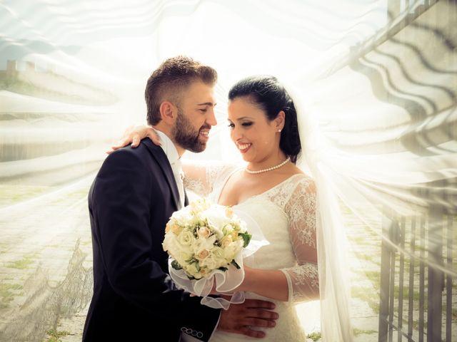 le nozze di Valentina e Diodato