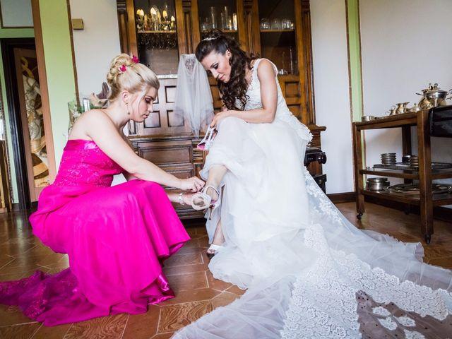 Il matrimonio di Marco e Ilaria a Erba, Como 16