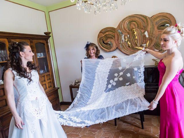 Il matrimonio di Marco e Ilaria a Erba, Como 21