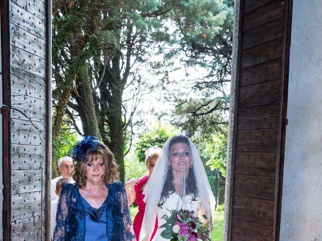 Il matrimonio di Marco e Ilaria a Erba, Como 24