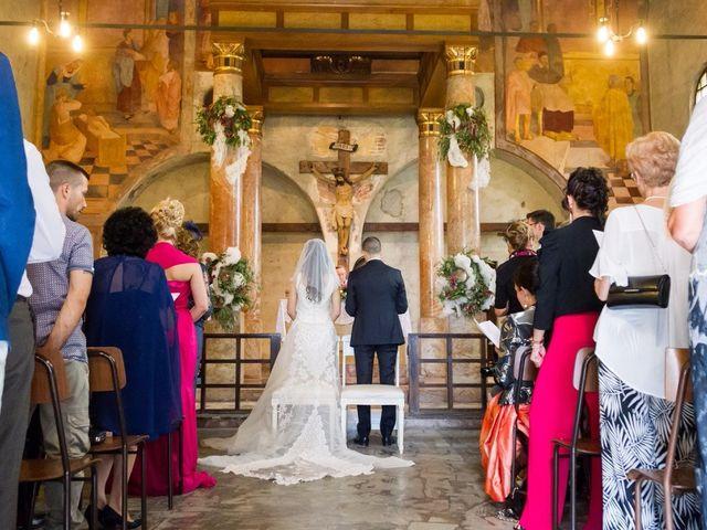 Il matrimonio di Marco e Ilaria a Erba, Como 25