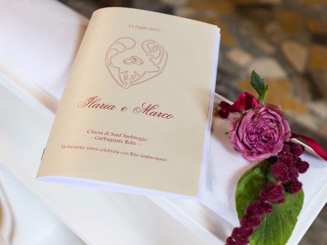 Il matrimonio di Marco e Ilaria a Erba, Como 28