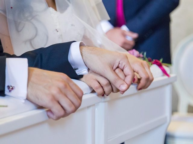 Il matrimonio di Marco e Ilaria a Erba, Como 29