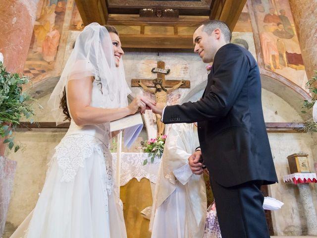 Il matrimonio di Marco e Ilaria a Erba, Como 31