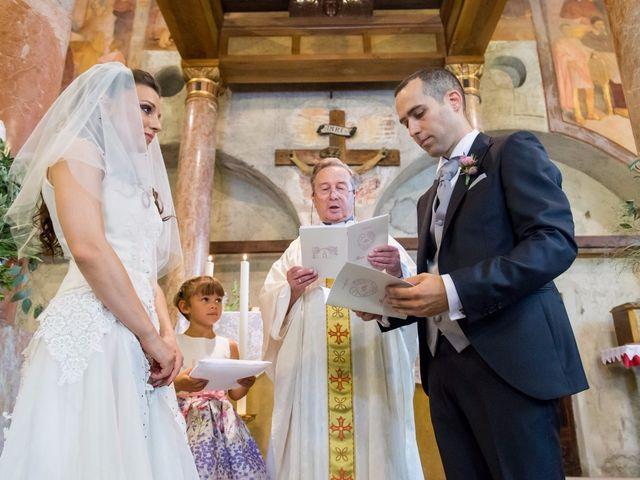 Il matrimonio di Marco e Ilaria a Erba, Como 32