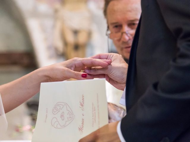 Il matrimonio di Marco e Ilaria a Erba, Como 33