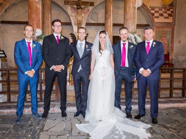 Il matrimonio di Marco e Ilaria a Erba, Como 37