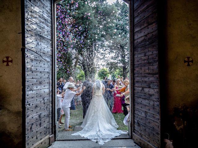 Il matrimonio di Marco e Ilaria a Erba, Como 40