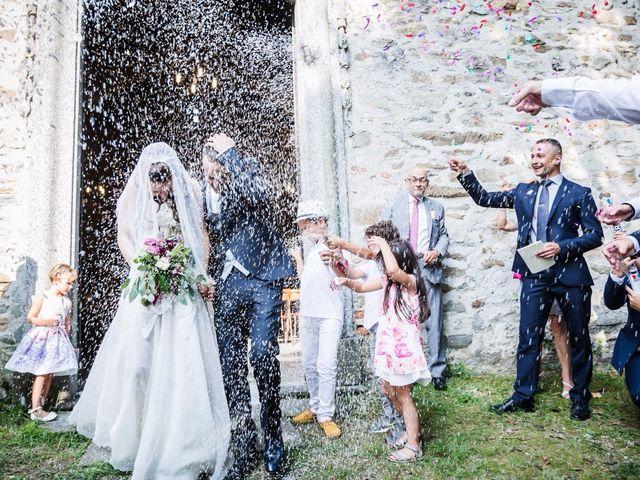 Il matrimonio di Marco e Ilaria a Erba, Como 41