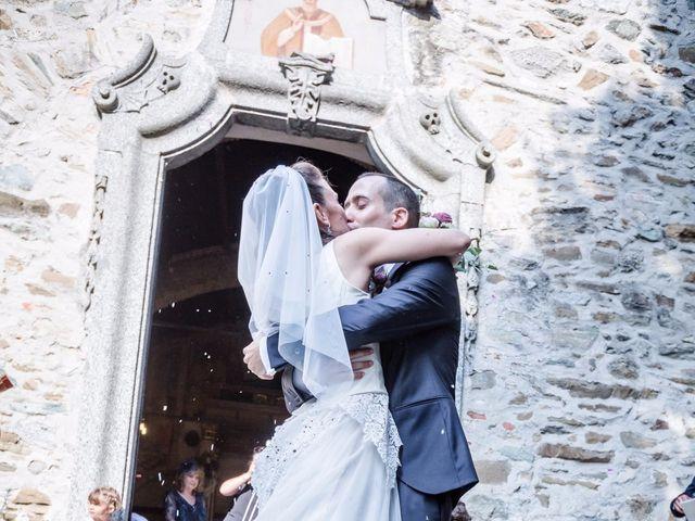 Il matrimonio di Marco e Ilaria a Erba, Como 43