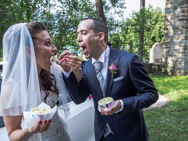 Il matrimonio di Marco e Ilaria a Erba, Como 44
