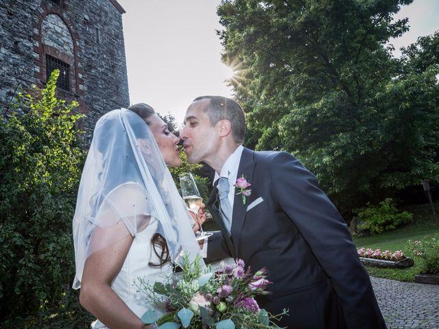 Il matrimonio di Marco e Ilaria a Erba, Como 46
