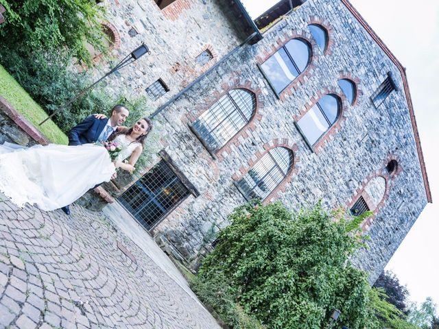 Il matrimonio di Marco e Ilaria a Erba, Como 51