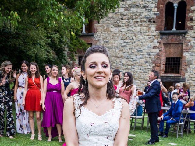 Il matrimonio di Marco e Ilaria a Erba, Como 58