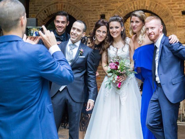 Il matrimonio di Marco e Ilaria a Erba, Como 61