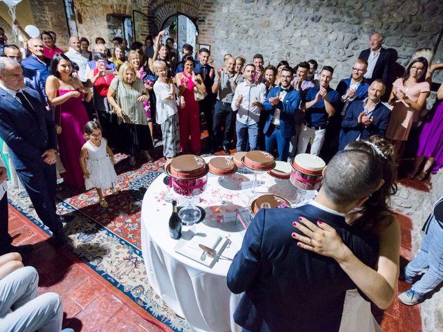 Il matrimonio di Marco e Ilaria a Erba, Como 72