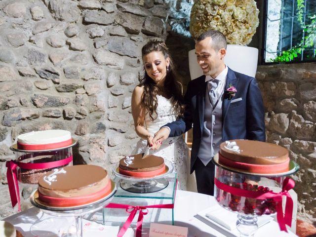 Il matrimonio di Marco e Ilaria a Erba, Como 74