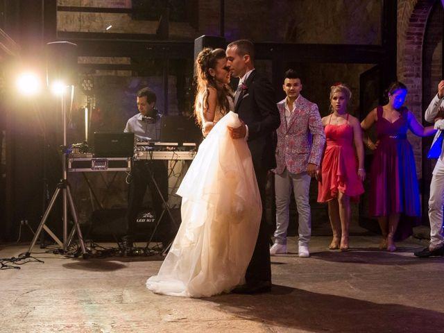 Il matrimonio di Marco e Ilaria a Erba, Como 80