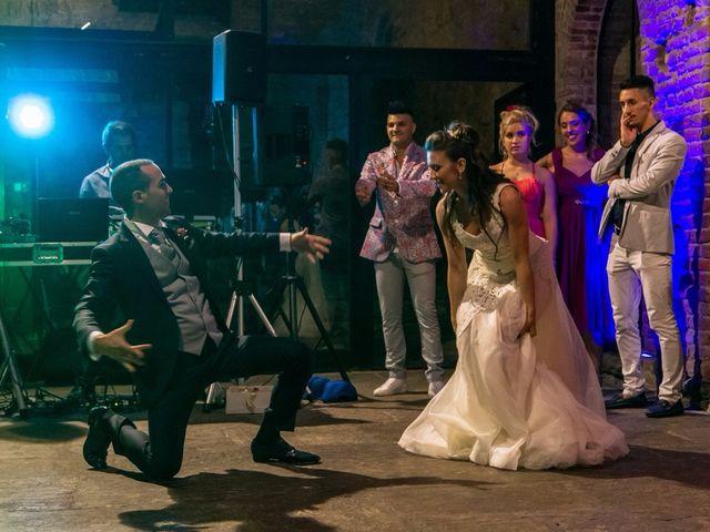 Il matrimonio di Marco e Ilaria a Erba, Como 85
