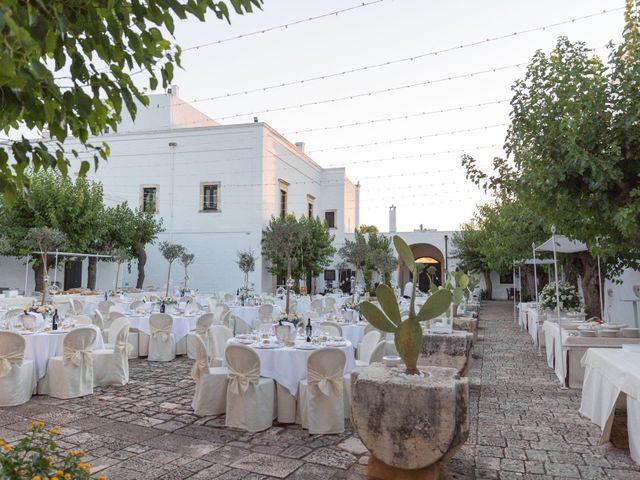 Il matrimonio di Gian Luca e Adriana a Ostuni, Brindisi 1
