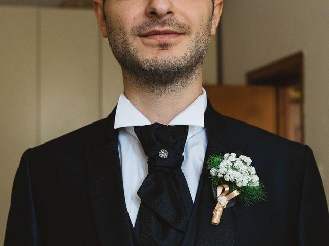 Il matrimonio di Alessio e Maria Paola a Tissi, Sassari 8